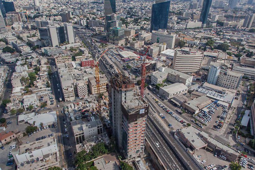 מגדל הרכבת אלקטרה סיטי