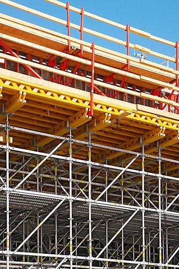 Albian Sands, Fort McMurray, Canada: Řešení PERI zohledňovalo vysoké nároky ze statického i z bezpečnostně - technického hlediska.