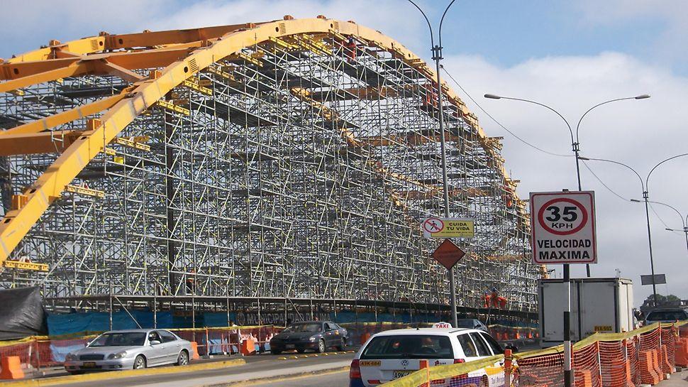 Puente Ejército, Lima-Perú