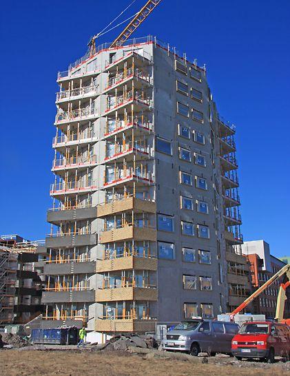 As Oy Berliininpiha valmistui vuonna 2015. Arabianrannan kaikkien kohteiden tapaan rakentamisen ja asuinympäristön laatuun on kiinnitetty suurta huomiota.