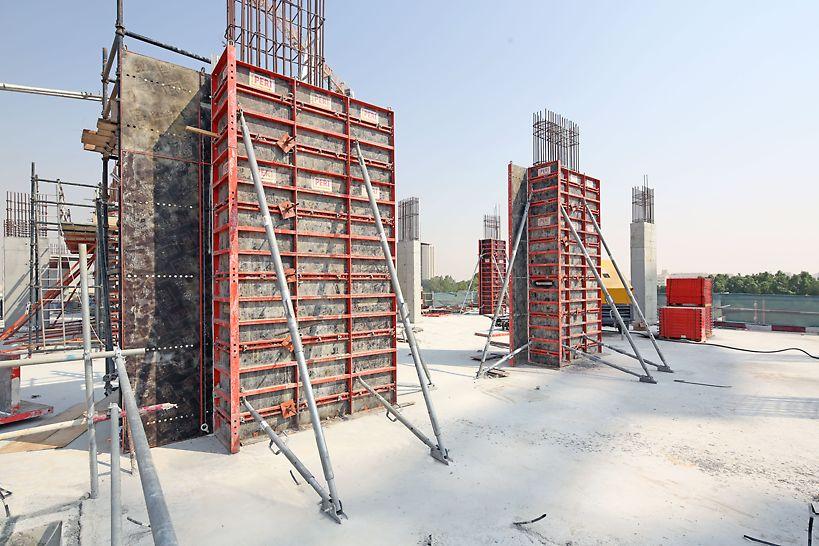 peri-project-al-barari-lico-column-formwork-systemn