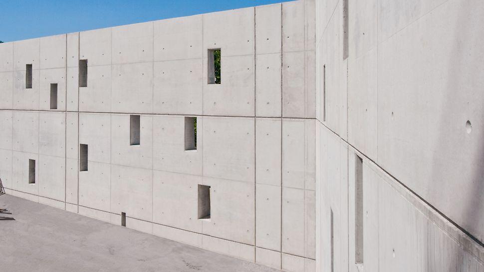 PERI MAXIMO; arkkitehtoniset betonipinnat