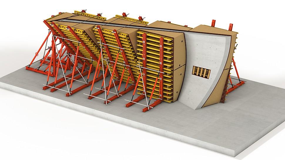 3D короба - індивідуальний проект з урахуванням всіх вимог будівельного майданчика