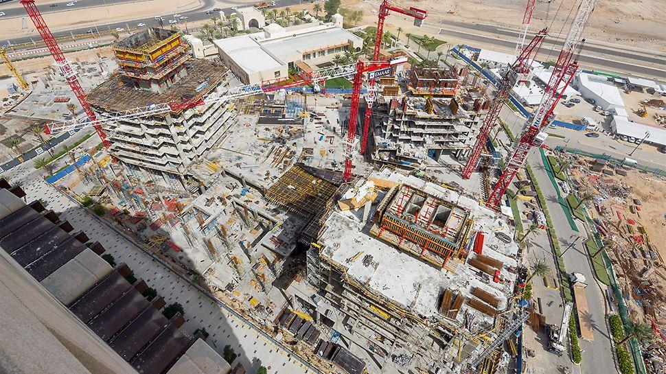 "Progetti PERI - Jeddah Gate ""E3 – Abraj Al-Hilal 2"", Jeddah, Arabia Saudita"