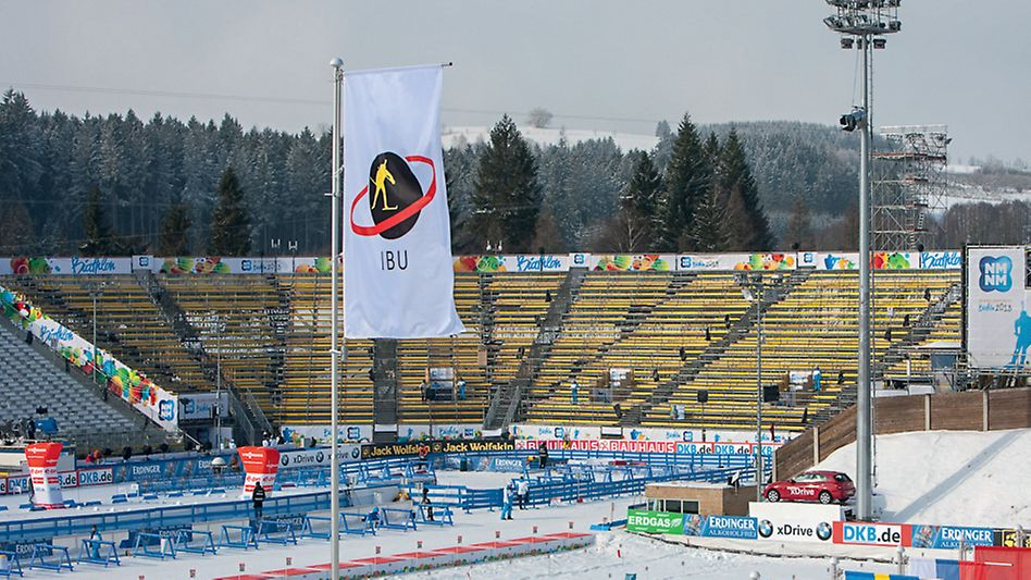BMW IBU World cup Biathlon, Nové Město na Moravě