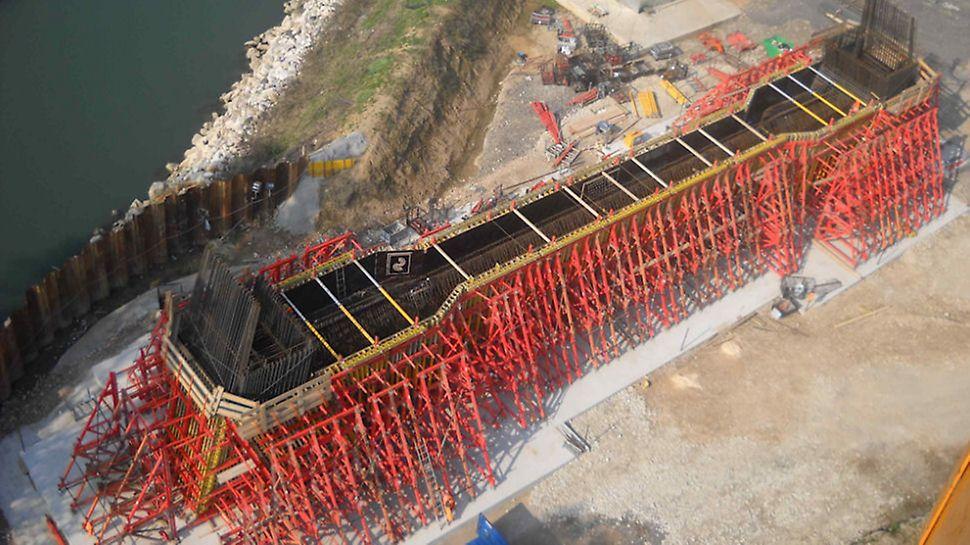 Progetti PERI: il ponte strallato sul Bacchiglione, Vicenza