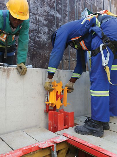 First PERI RCS project in South Africa - Alice Lane Phase 3