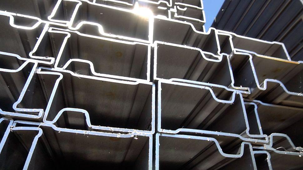 адгезия лакокрасочного покрытия, профиль опалубки, опалубка стен, крупнощитовая опалубка стен, рамнощитовая опалубка стен