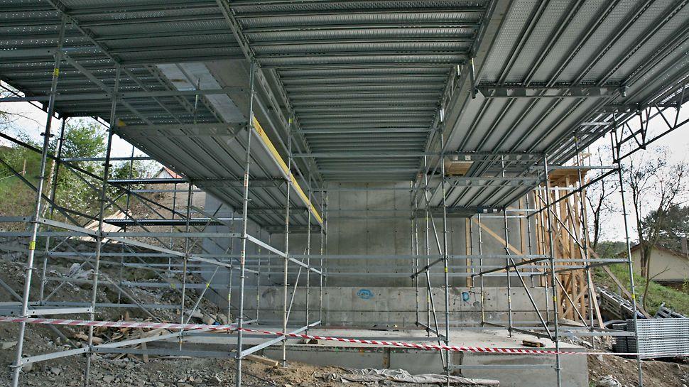 Rekonstrukce mostu Davle