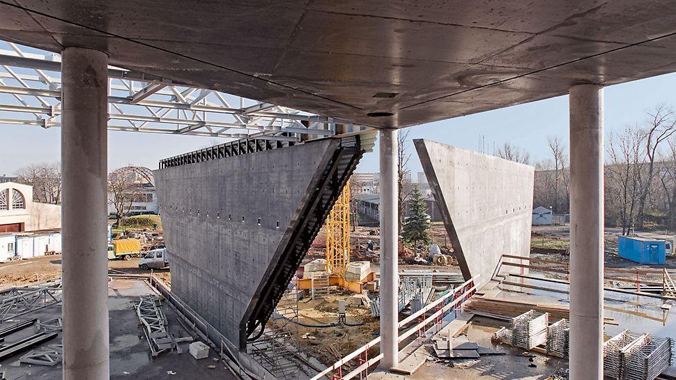 Rezultat betonów licowych spełnił oczekiwania inwestora, wykonawcy oraz architekta.