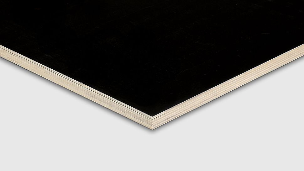 Coated import plywood for loose formwork purposes from PERI