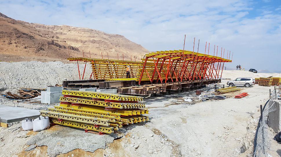 מערכת ואריוקיט ליציקת גשרים