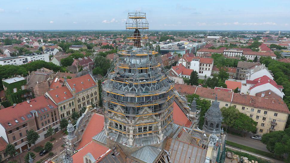 Szeged Új Zsinagóga
