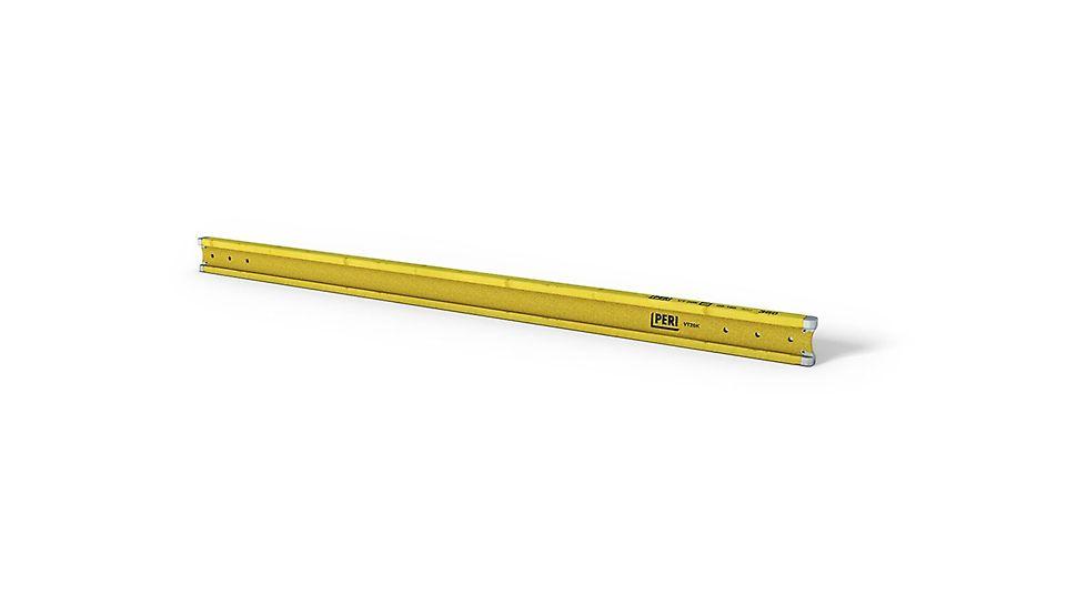 Der PERI VT 20K Holzschalungsträger ist der 20er- Vollwandträger mit dem optimalen Schutz an den Trägerenden.