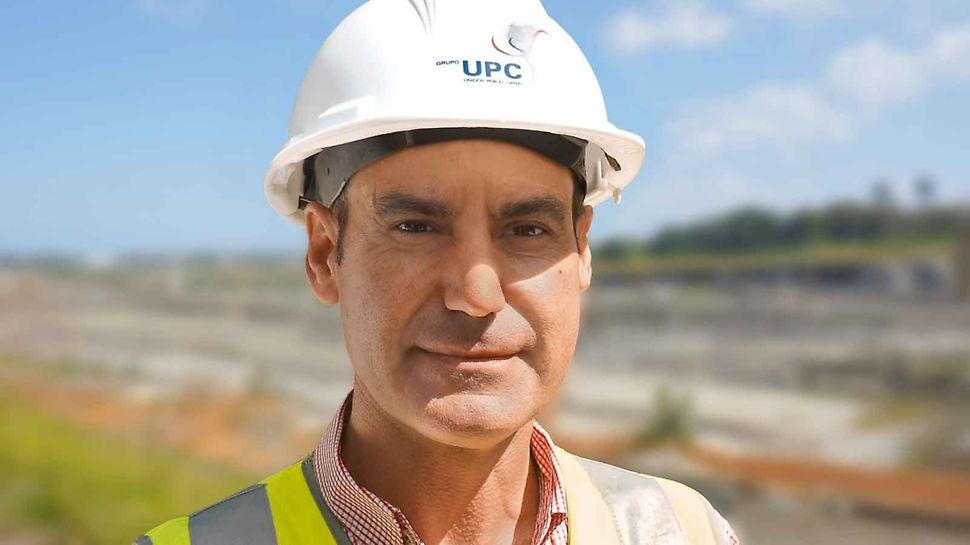 José Pelaez, šef gradilišta Gatun/Atlantik