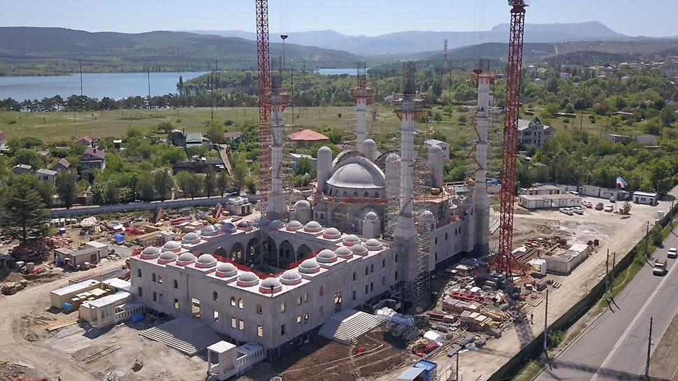 мечеть, симферополь, крым, мечеть в симферополе, соборная мечеть