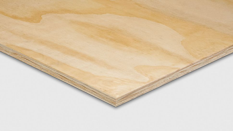 Elliotis Pine from PERI is an import plywood for the packaging industry, the timber construction and other sectors.