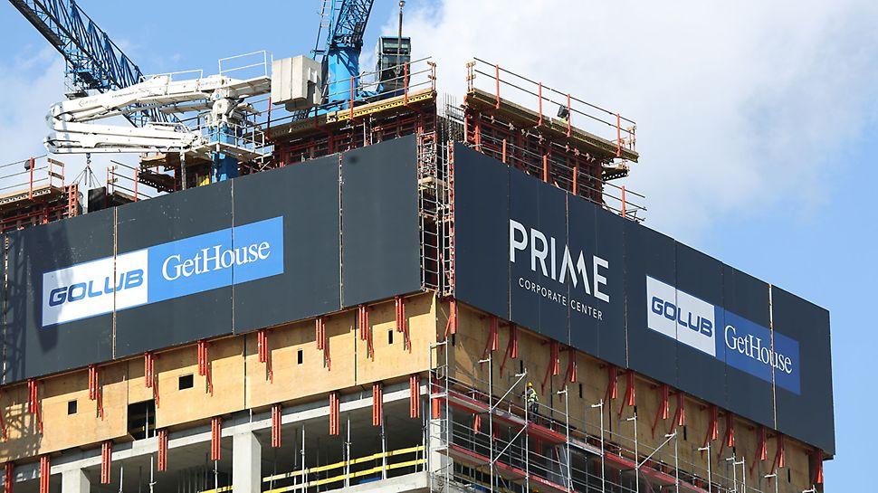 Prime Corporate Centre, Warszawa
