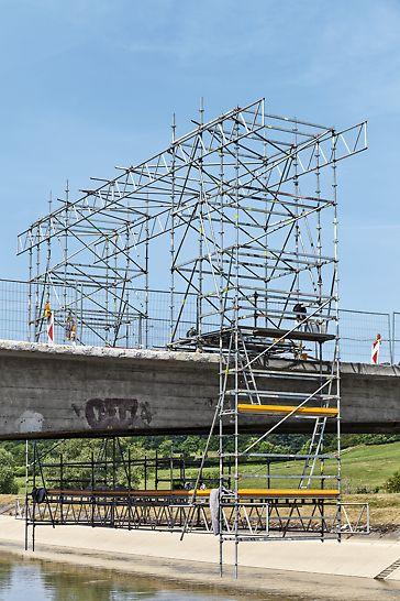 Oprava mostného objektu ev. č. 507/101, Kotešová