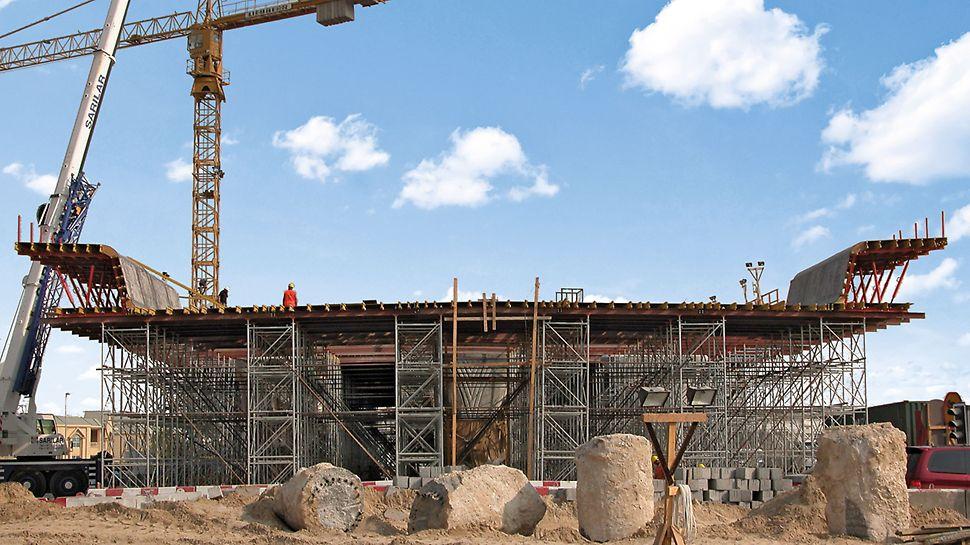 PD 8: Solución rentable para la construcción de puente de autovía.
