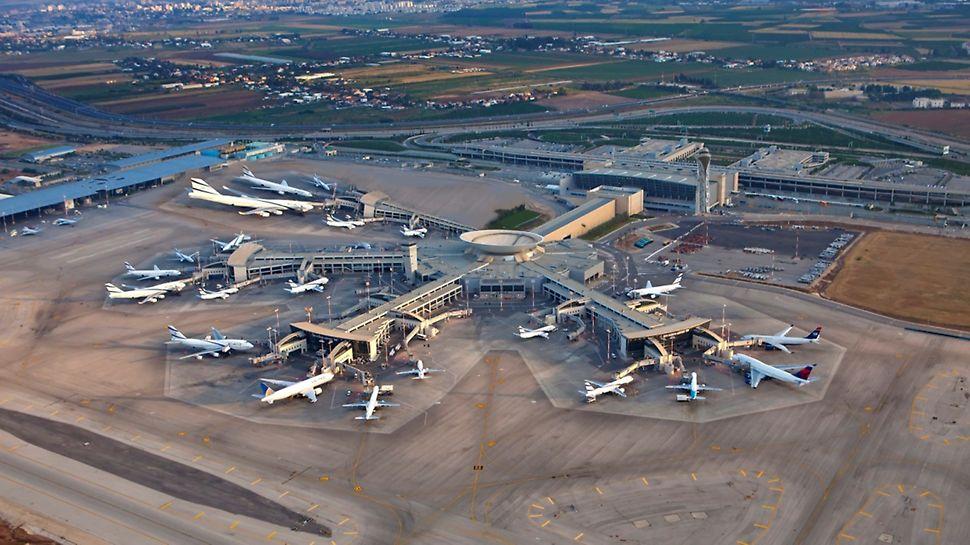 שדה התעופה בן גוריון - זרוע אי