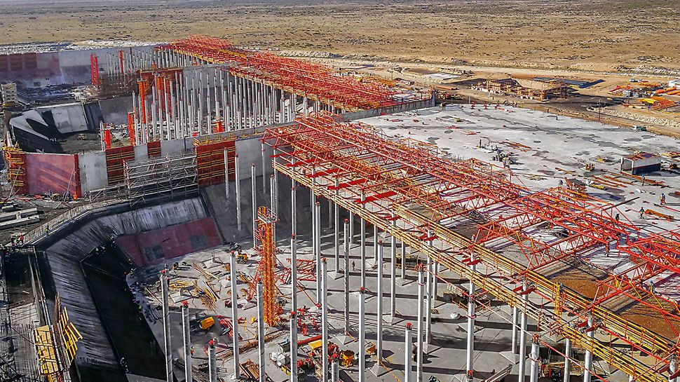 During the construction phase, project participants were able to continuously draw on a large amount of relevant information and without any delay. 3D models simplified the coordination on the construction site and facilitated fast and reliable execution and control processes.