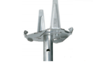The PT crosshead, providing stable support for VT20 girders