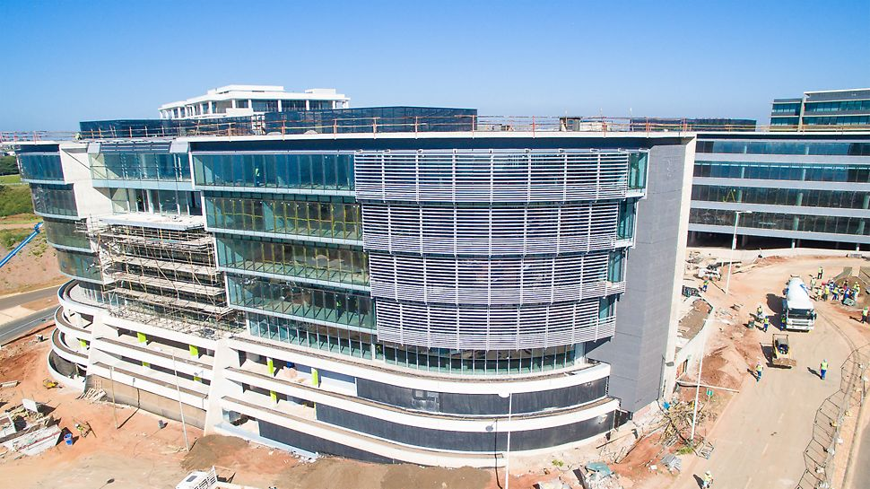 Growthpoint Properties and Illovo Sugar Head Office