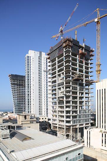 מגדל מאייר בשדרות רוטשילד תל אביב