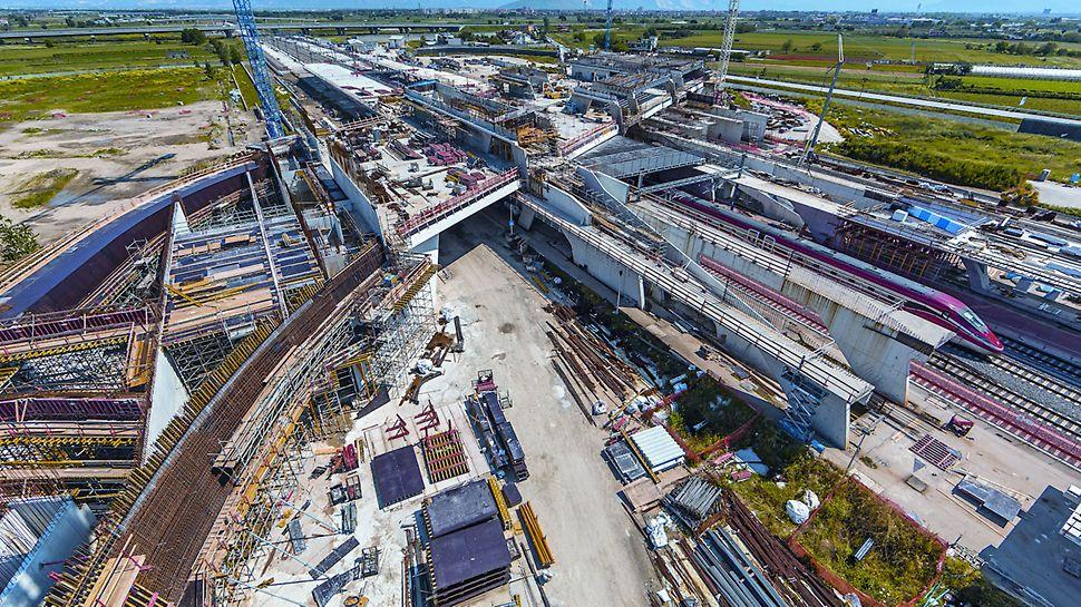 Progetti PERI - Stazione AV/AC, Napoli Afragola