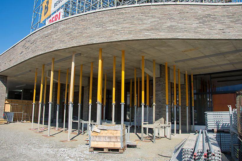 Hangursbanen Voss - PERI UP