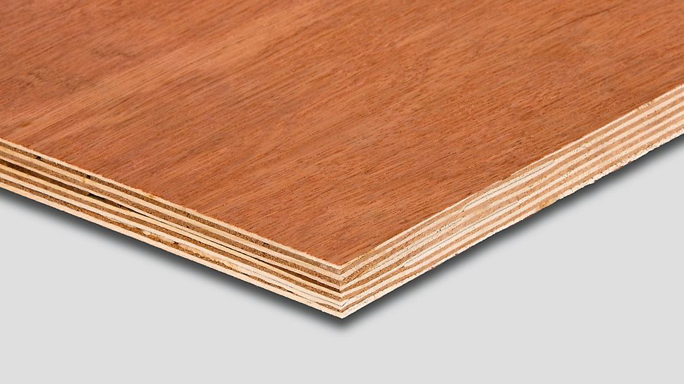 Το μπετοφόρμ bintangor είναι από ξύλο εισαγωγής.