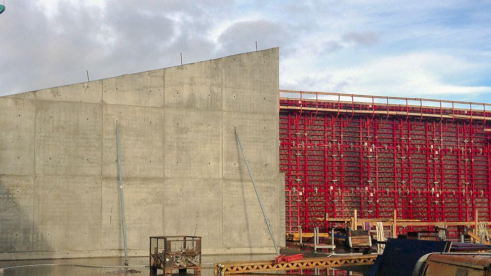 MAXIMO systemforskalling og synlige vægge
