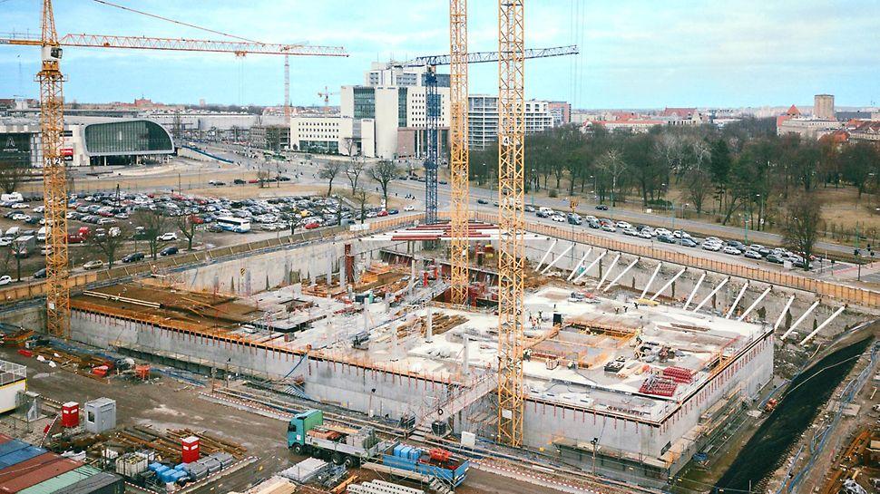 Powierzchnia biurowa obiektu będzie zajmować 62 670 m kw.