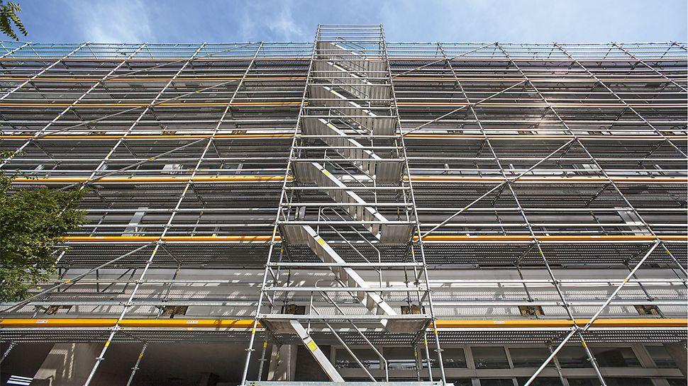 Zugänge für Baustelle und Industrie