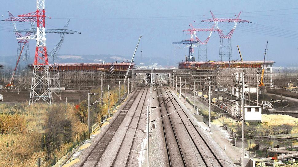 Nova Ponte sobre o Rio Tejo (Carregado/Benavente)