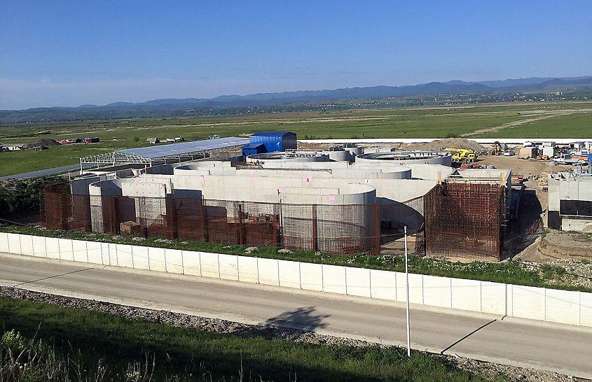 Modernizare stații de tratare a apei și apei uzate în județul Neamț.