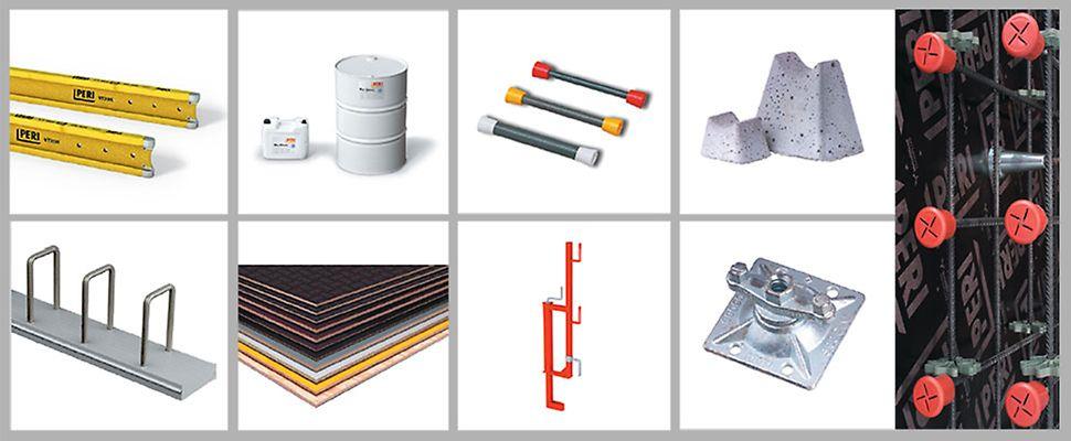 Akcesoria i osprzęt budowlany