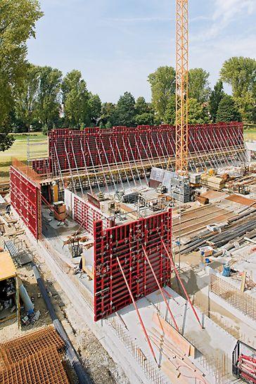Bild der Baustelle: Hohenstaufenhalle in Göppingen