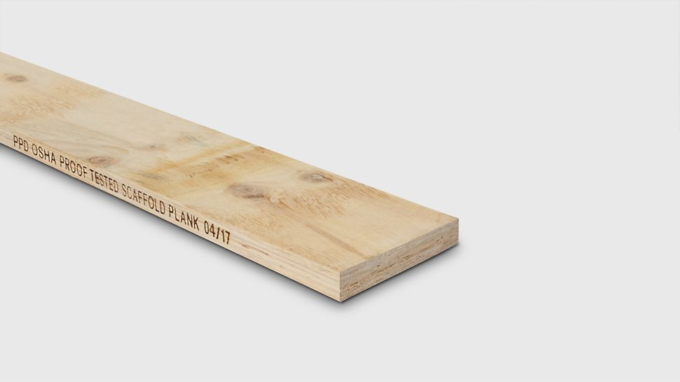 LVL scaffold planks, the structural rigid boards for construction