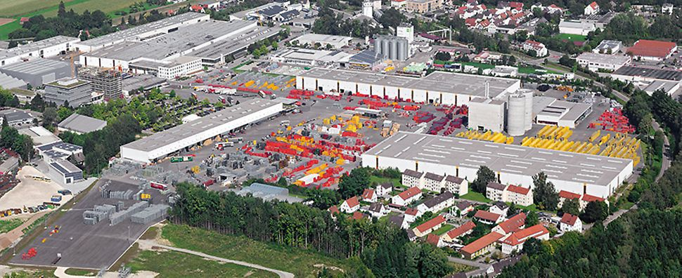 PERI GmbH, Weissenhorn, Germany