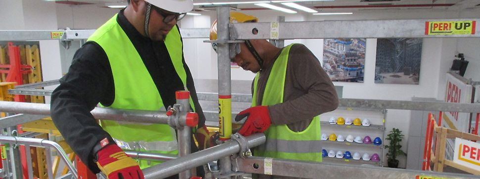 International Scaffolding and Inspection trainings