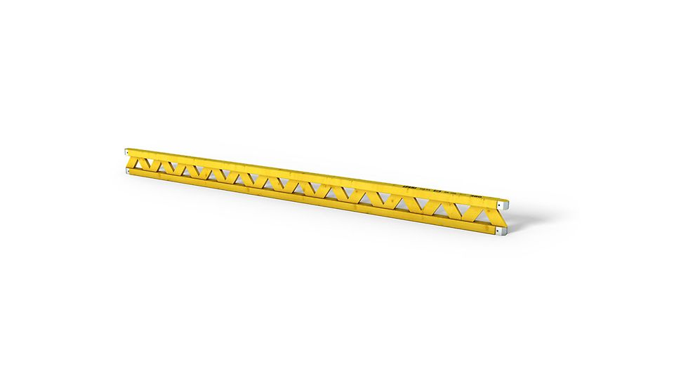 The versatile lattice girder with a high load-bearing capacity