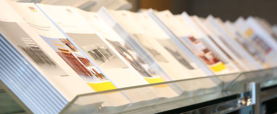 Hier finden Sie eine Zusammenstellung unserer Broschüren, die in digitaler Form erhältlich sind und somit direkt und bequem als PDF heruntergeladen werden können.