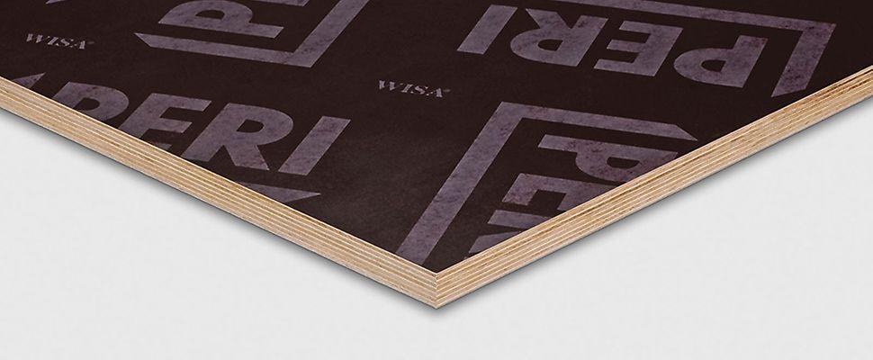 Schalungsplatte FinPly für glatte Sichtbetonoberflächen von PERI