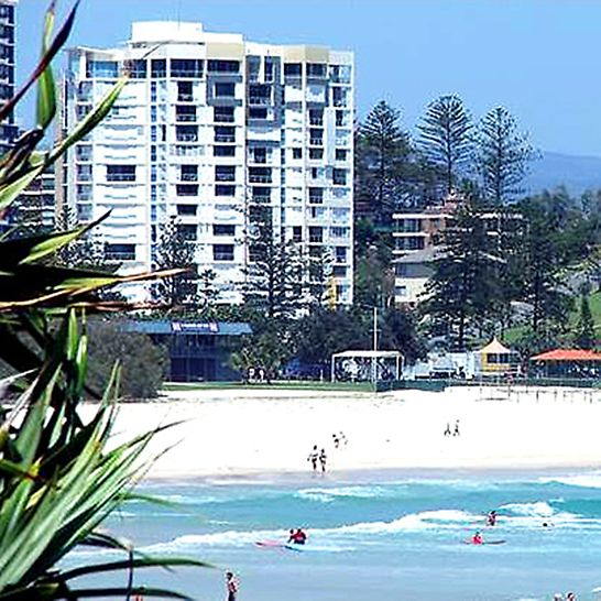 Blue C Resorst Coolangatta