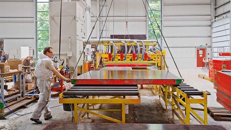 Profesionální údržba pro kvalitu materiálu i provádění.