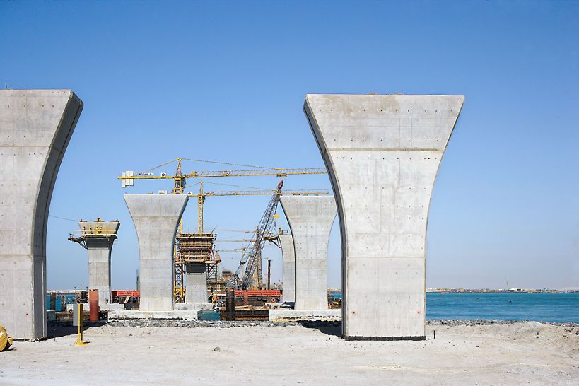 Saadiyat Bridge
