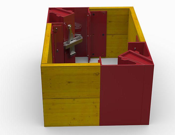 Vario Box-Out Set Mini W18-25
