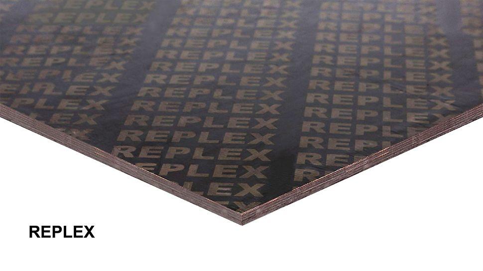 Фанера Replex производства Китай, китайская фанера, реплекс, фанера реплекс